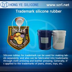 RTV 2 Silicone Liquide pour Des Marques Déposées
