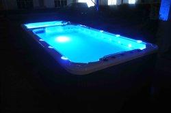 Grande vasca calda di ottimo rendimento portatile commerciale esterna