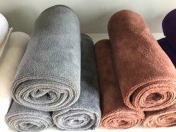 2018 de Nieuwe Snelle van het Micro- van de Handdoek van het Haar Droge Handdoek Gezicht van de Vezel