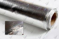 El papel de aluminio recubierto de productos de fibra de vidrio