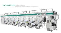 Velocidad 8 Colors Rotogravure Printing Machines (150m/Min)