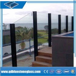 CE/ISO を使用した積層建築用ガラス構造絶縁装飾ガラスの工場です