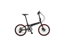 Faltendes Fahrrad des Legierungs-Rahmen-Mikrogang-16speed 20