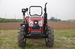 4 Rodas Motor Diesel Auto-Unloading Hidráulico do Trator para Transporte