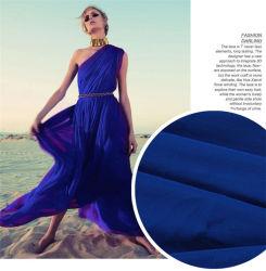 La imitación de la Seda, textil y tejido de poliéster para damas' faldas cortas