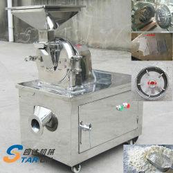 De Machine van het Malen van koren van de Yam van de Lijn van de Verwerking van de Bloem van de maniok In Nigeria