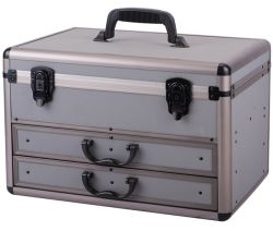 Caja de herramienta de aluminio de peso ligero de alta calidad