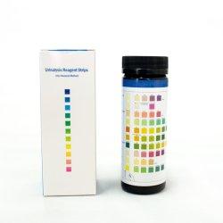 Un paso banda de reactivo de análisis de orina Prueba de diagnóstico rápido
