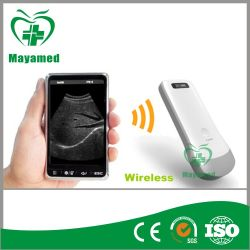 私A010bのよい価格のマヤの医学の手持ち型の無線超音波の凸のプローブ(iPad及びiPhoneの作業)