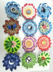 2015 alta vender nuevos productos de decoración de Navidad Polymer Clay