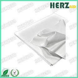 Fibre de polyester à haute densité Micro essuie-glace pour salle blanche