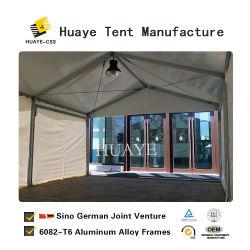 Im Freien temporäres modulares Messeen-Ausstellung-Ereignis-Zelt mit Fußboden