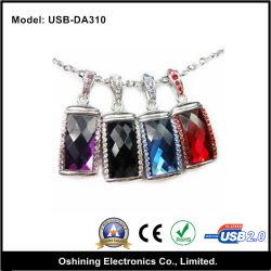 USB 기억 장치 플래시 디스크 다이아몬드/보석 (USB-DA310)