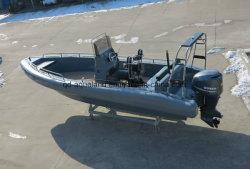 O Parque Aquático Aqualand 26pés 8m EVA espuma sólida Non-Air Paralama Sponson isolados Tubos/tubo rígido de pesca infláveis /Salvar/mergulho/ronda/Militar de costela de barco a motor (costela800b)