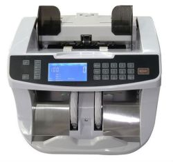 Diesseits Banknote-Mischeignung-Papier-indisches Sorter-Ordnungs-Bargeld, das Maschinen-Bargeld-Detektorbill-Banknote-Fälschungs-Geld-Kostenzähler zählt