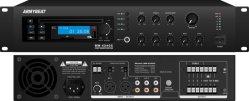 Professional PA Adresse publique amplificateur de puissance de mixage avec MP3 et USB (-4030C-4060BW BW BW BW C-4120C-4240C)