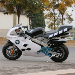El gas barato 49cc Pocket Bike mini motos