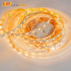 مصباح LED مرن SMD3528، مقاوم للمياه، بجهد 12 فولت، لزينة عيد الميلاد