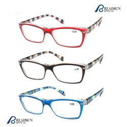 Injection de haute qualité Cp loupe de lecture (lunettes RP484012)