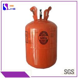 11lb/5kg Vérin jetables de haute qualité emballés R600un congélateur de gaz réfrigérant R600