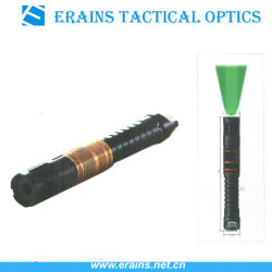 Tac Erains ajustable óptica300MW de potencia alta táctico militar de largo alcance iluminador designador láser verde de la luz de linterna