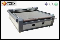 Doek/CNC van de Scherpe Machine van de Stof/van het Kledingstuk de Graveur van de Laser en de Machine van de Snijder