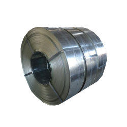Material de aço por imersão a quente Gi Tira de aço galvanizado