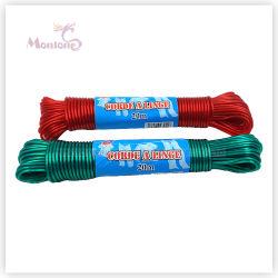 3mm*20m 125 g de Servicio de lavandería paño exterior de la Línea de lavado para colgar la ropa
