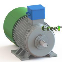 10kw a bajas revoluciones del alternador de imán permanente, a 220V de energía gratuita del generador de imanes permanentes
