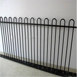 Dekoratives und schützendes Puder-überzogenes Sicherheitszaun-Aluminium für Landhaus/Garten/Wohnhaus
