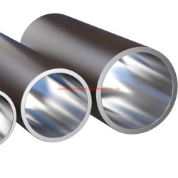 St52 E355 E410 E470 20mnv6 C45e Ck45 St44 kaltgewalzte und kaltbezogene nahtloser Stahl-Präzision zog Hydrozylinder-Gefäß ab