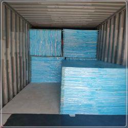 Imperméable en plastique en bois composite Carte WPC Feuille de mousse/PVC Feuille de mousse pour les armoires