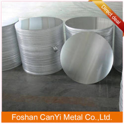 1050 3003 3005 5052 Non-Stick Aluminiumkreis O-H14 H32 für elektrischen Kocher/Potenziometer/Dampfkochtopf