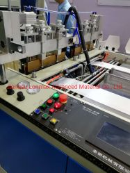 Beutel-Ausschnitt Maschine verwendetes PTFE überzogenes Fiberglas-Förderband