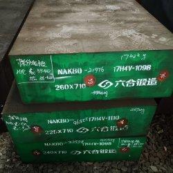 La Pièce Forgée de Polonais de la Haute Qualité Nak80 Meurent L'acier