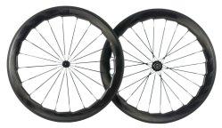 Корпус из углеродного волокна дорожного велосипеда Wheelsets 700c колеса 58мм Clincher/трубчатые 454 Колеса