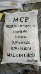Puder-Zufuhr-Rohstoffe MCP-22%Min