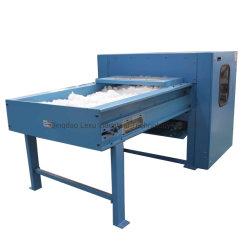 China Home fibra de poliéster têxtil/ Sumaúma/Fibra Downlike/ Abertura de algodão máquina de cardagem Fo-800