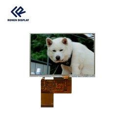 4.3-дюймовый 480*272 TFT дисплей с сенсорным экраном для печати факсов все в одной машине
