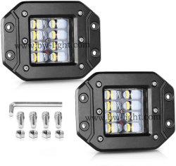 Кри светодиодный светильник светодиодный фонарь рабочего движения используется на джипе, кроссовер, погрузчика