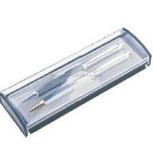 Cassa di plastica del contenitore di regalo della penna