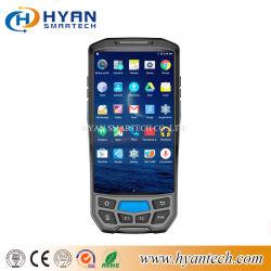Прочная промышленная КПК Android 1d сканер штрих-кодов 2D-UHF RFID