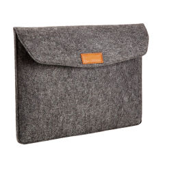 15,4 pouces de haute qualité fermeture Velcro estimé Soft sacs pour ordinateur portable pour MacBook Pro de la rétine