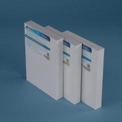 O PVC impermeável de Espuma da placa de nome do produto e a cor personalizada partição na parede