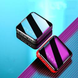 Einfach MultifunktionsSmartphone 10000mAh kundenspezifische Form-Energien-Banken tragen