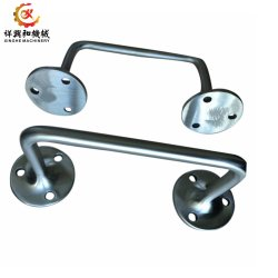 Personalizar el sujetador de acero inoxidable de la Puerta de Bisagra de la empuñadura de puerta del pestillo de bloqueo de cerraduras de Hardware Hardware