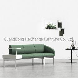 Sofá moderno da cadeira da tela do lazer do escritório / sofá de couro / sofá-cama