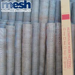 Fuerte de la ventana de aluminio de alta calidad de la puerta de rejilla Mosquitera insecto Net
