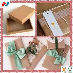 Recyclés et papier d'emballage kraft Recyclabe à la Couverture de Case et réservez