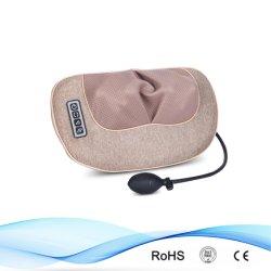 2019 Nouveau produit 3D'Oreiller de massage Shiatsu de Vibration avec de la chaleur